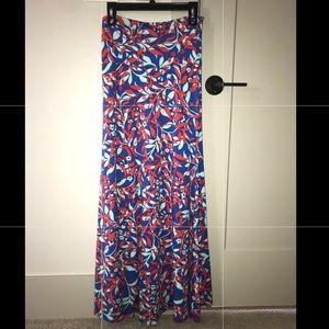 Dresses & Skirts - LuLaroe Maxi Skirt BNWOT
